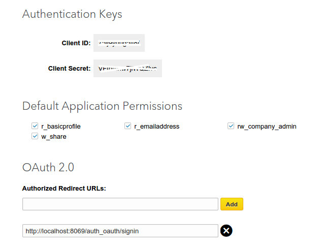 Social Site Authentication in Odoo 8 0 - Blog - Surekha