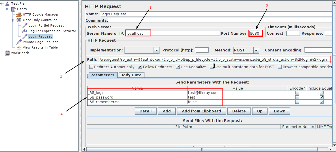 Add Http Request controller