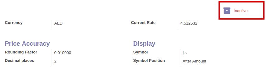 Change currency in POS in Odoo 10 - Blog - Surekha Technologies