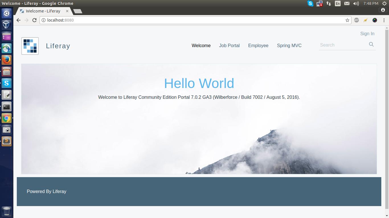 Docker with Liferay 7/DXP and MySQL - Blog - Surekha Technologies