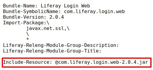 Override Liferay OSGI Module - Blog - Surekha Technologies