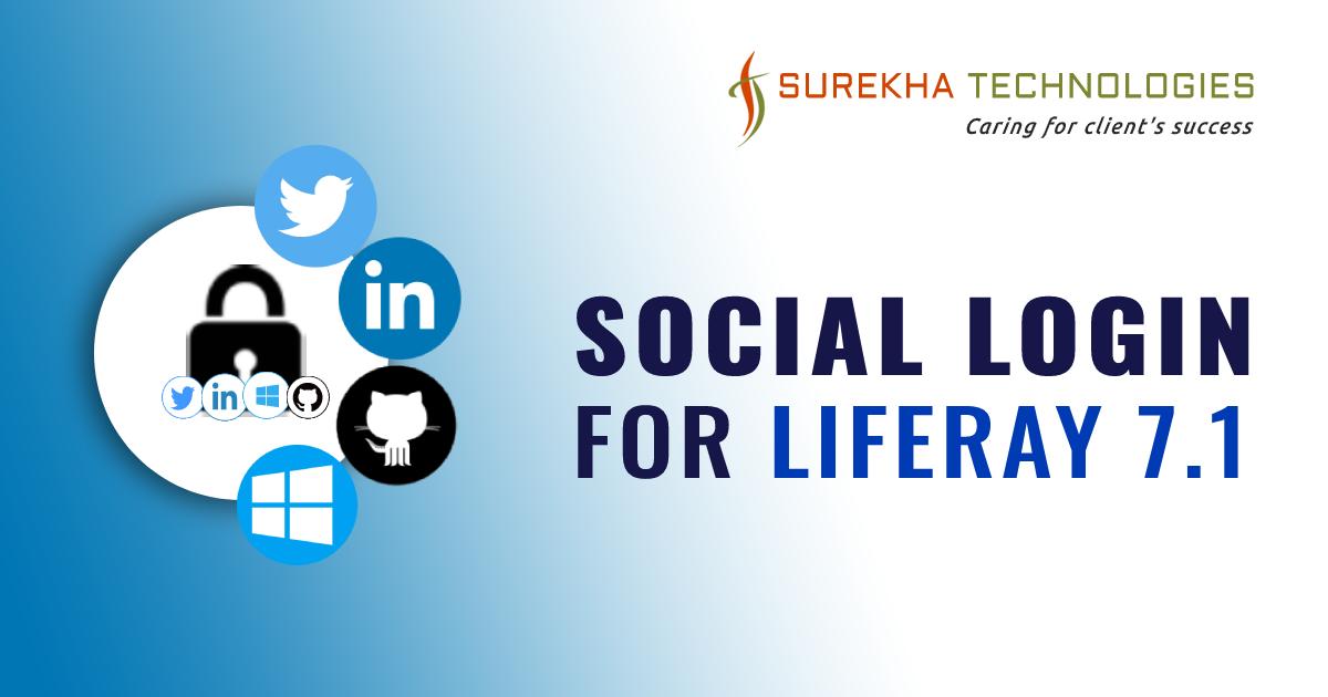 Social Login for Liferay 7.2